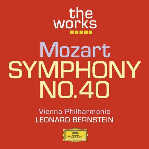Bernstein: Mozart - Symphony no.40 (FLAC)