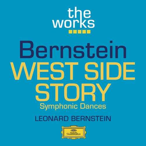 Bernstein: West Side Story. Symphonic Dances (FLAC)