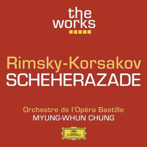 Chung: Rimsky-Korsakov - Scheherazade (FLAC)