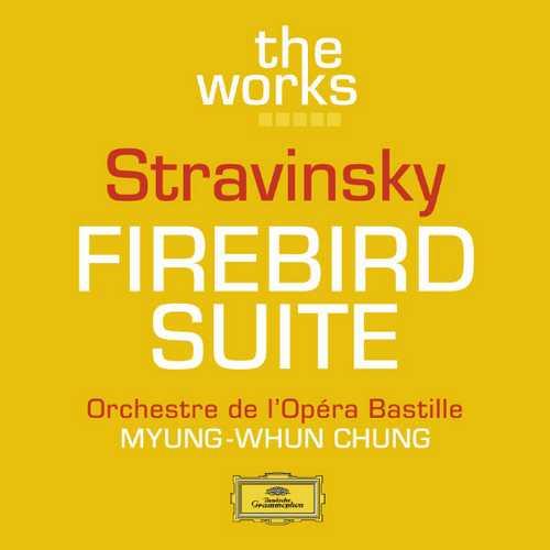 Chung: Stravinsky - The Firebird (FLAC)
