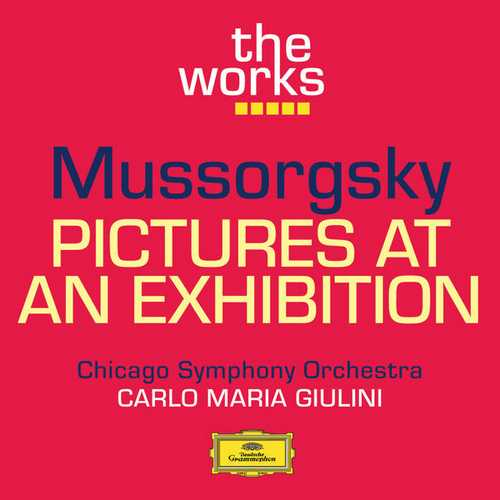 Giulini: Mussorgsky - Pictures at an Exhibition (FLAC)