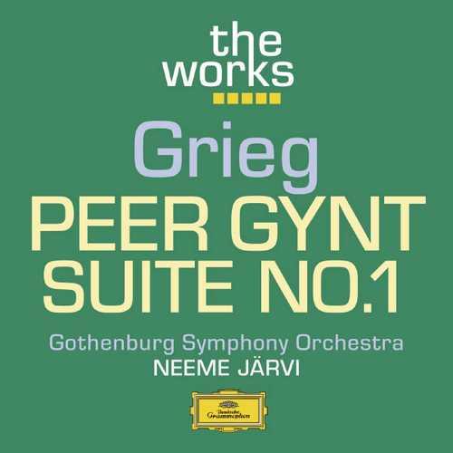 Järvi: Grieg - Peer Gynt Suite no.1 (FLAC)