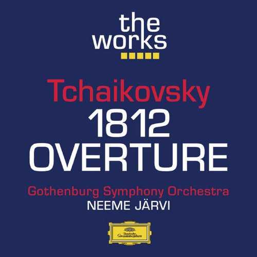 Järvi: Tchaikovsky - 1812 Overture (FLAC)