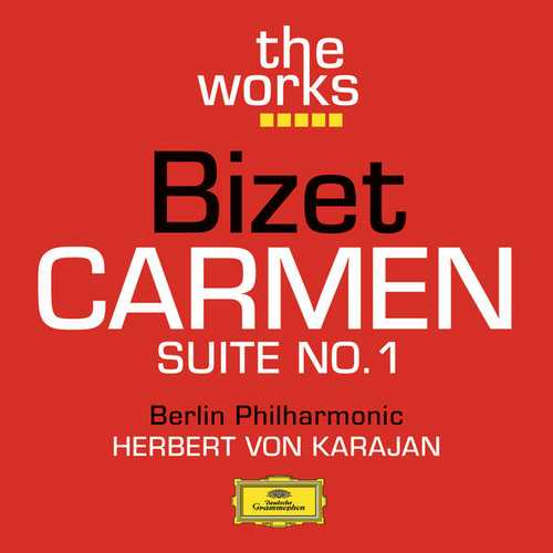 Karajan: Bizet - Carmen Suite no.1 (FLAC)