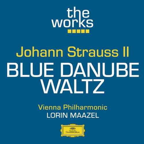 Maazel: Strauss II - Blue Danube Waltz (FLAC)
