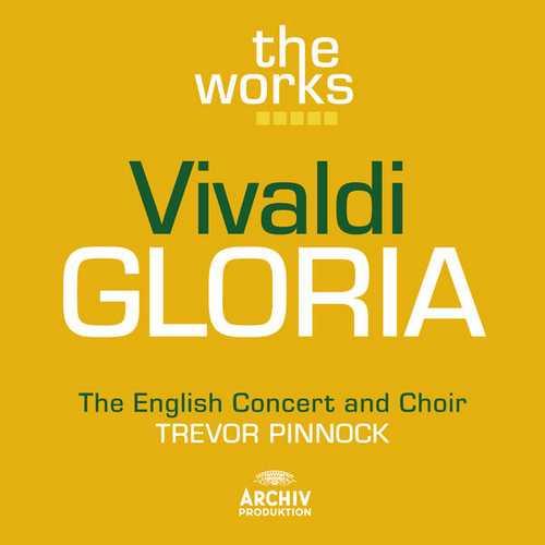 Pinnock: Vivaldi - Gloria (FLAC)