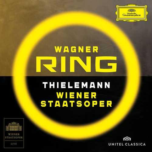 Thielemann: Wagner - Der Ring des Nibelungen (24/96 FLAC)