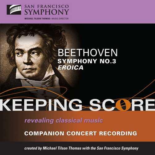 Tilson Thomas: Beethoven - Symphony no.3 Eroica (FLAC)