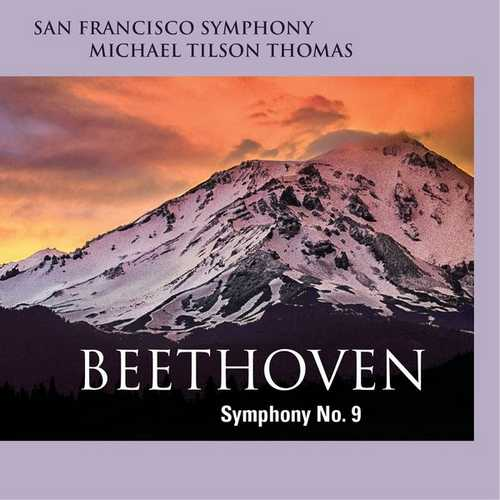 Tilson Thomas: Beethoven - Symphony no.9 (24/96 FLAC)