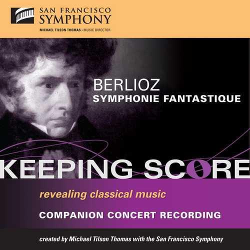 Tilson Thomas: Berlioz Symphonie Fantastique (FLAC)