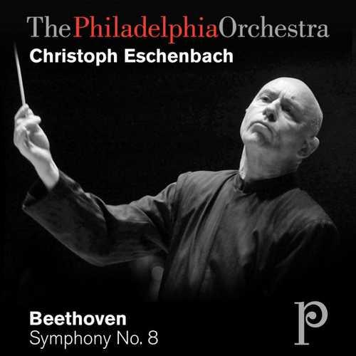 Eschenbach: Beethoven: Symphony no.8 (FLAC)