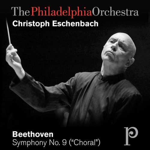 Eschenbach: Beethoven: Symphony no.9 (FLAC)