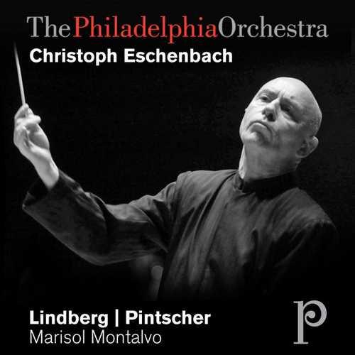 Eschenbach: Lindberg - Chorale, Pintscher - Hérodiade Fragments (FLAC)