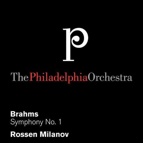 Milanov: Brahms - Symphony no.1 (FLAC)