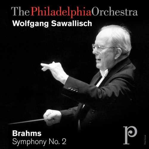 Sawallisch: Brahms - Symphony no.2 (FLAC)