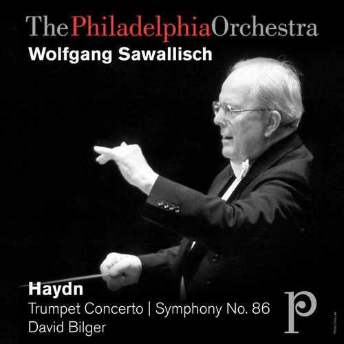 Sawallisch: Haydn - Trumpet Concerto in E-Flat, Symphony no.86 (FLAC)