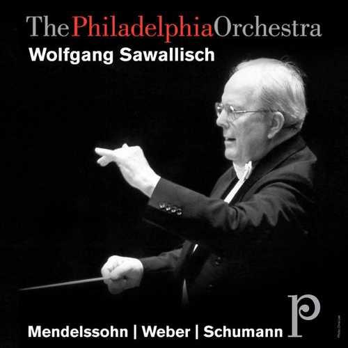 Sawallisch: Mendelssohn, Weber, Schumann (FLAC)