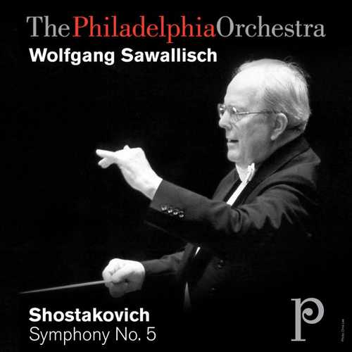 Sawallisch: Shostakovich - Symphony no.5 (FLAC)