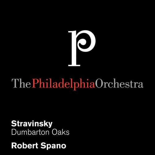 Spano: Stravinsky - Concerto in E-Flat Major (FLAC)