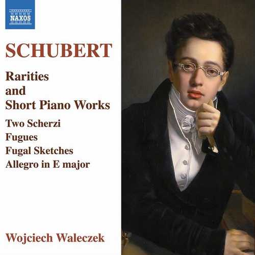 Waleczek: Schubert - Rarities & Short Piano Works (24/96 FLAC)
