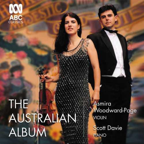 Asmira Woodward-Page, Scott Davie - The Australian Album (FLAC)