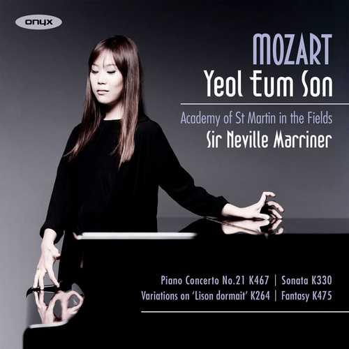 Yeol Eum Son: Mozart (24/96 FLAC)