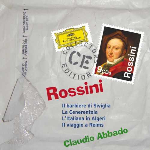 Abbado: Rossini - Operas (FLAC)