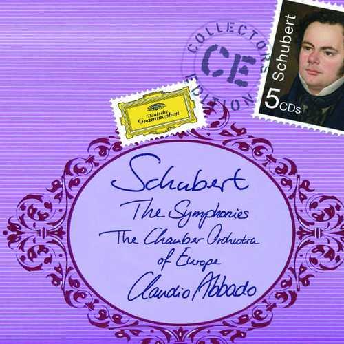 Abbado: Schubert - The Symphonies (FLAC)