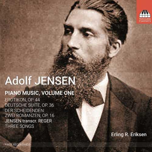 Adolf Jensen - Piano Music vol.1 (FLAC)