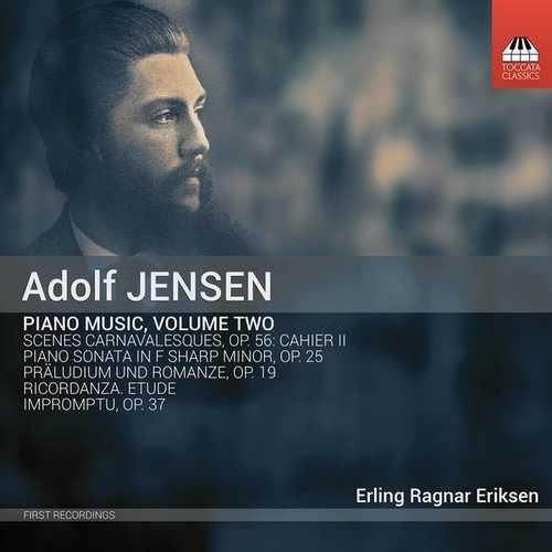 Adolf Jensen - Piano Music vol.2 (24/96 FLAC)