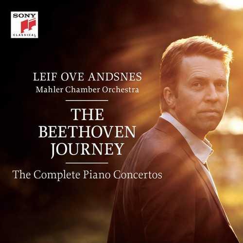 Andsnes: The Beethoven Journey. Piano Concertos no.1-5 (24/96 FLAC)