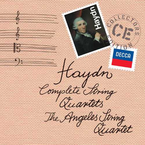 Angeles String Quartet: Haydn - Complete String Quartets (FLAC)