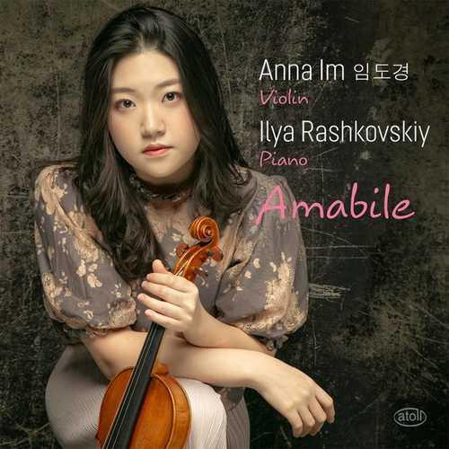 Anna Im, Ilya Rashkovskiy - Amabile (24/96 FLAC)