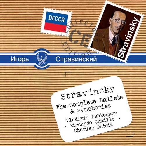 Stravinsky - The Complete Ballets & Symphonies (FLAC)