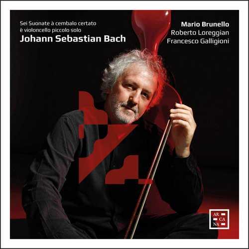 Bach: Sei Ssuonate à cembalo certato è violoncello piccolo solo (24/96 FLAC)
