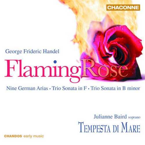 Julianne Baird: Handel - Flaming Rose (FLAC)