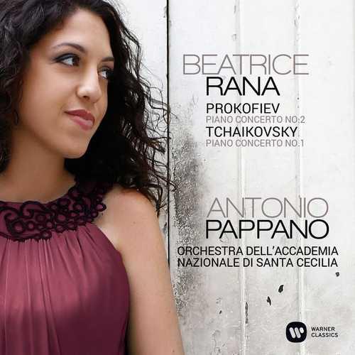 Beatrice Rana: Prokofiev - Piano Concerto no.2; Tchaikovsky - Piano Concerto no.1 (24/96 FLAC)