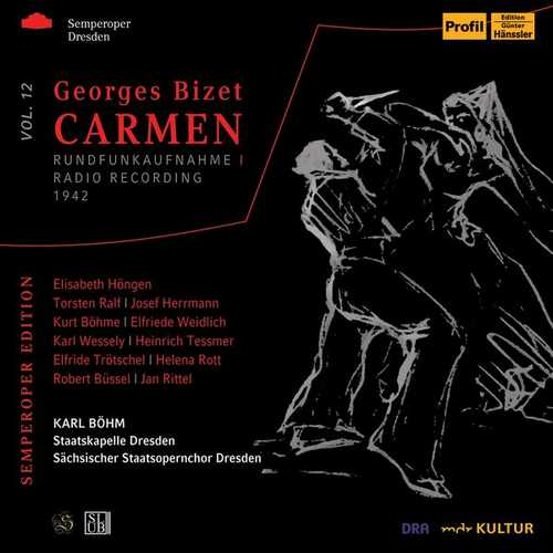 Böhm: Bizet - Carmen (FLAC)