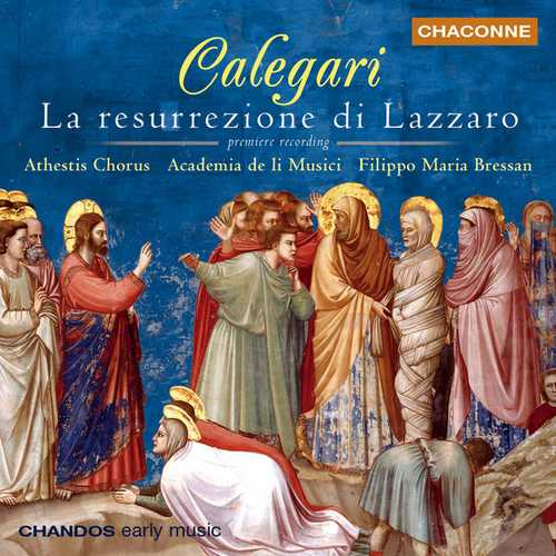 Bressan: Calegari - La Resurrezione di Lazzaro (FLAC)