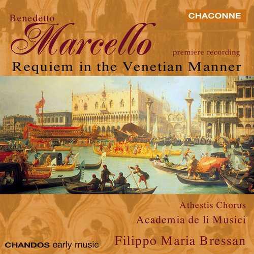Bressan: Marcello - Requiem in the Venetian Manner (FLAC)
