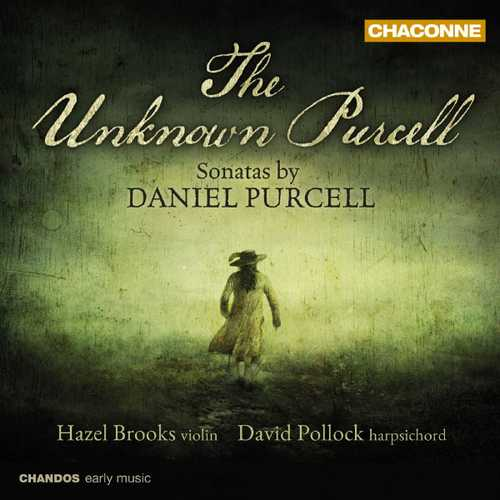 The Unknown Purcell: Sonatas by Daniel Purcell (24/96 FLAC)