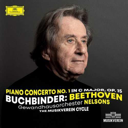 Buchbinder: Beethoven - Piano Concerto no.1 in C Major op.15 (24/48 FLAC)