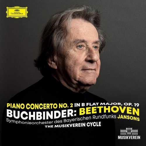 Buchbinder: Beethoven - Piano Concerto no.2 in B-Flat Major op.19 (24/48 FLAC)