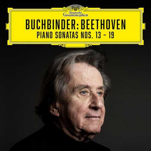 Buchbinder: Beethoven - Piano Sonatas no.13-19 (24/96 FLAC)