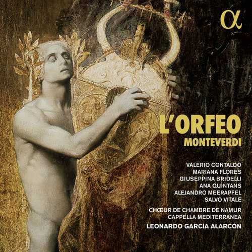 Cappella Mediterranea: Monteverdi - L'Orfeo (24/96 FLAC)