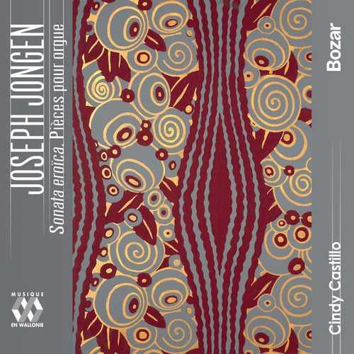 Castillo: Jongen - Sonata Eroïca. Pièces pour Orgue (24/176 FLAC)