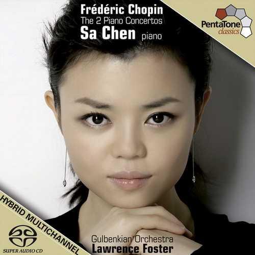 Sa Chen: Chopin - Piano Concertos Nos. 1 and 2 (FLAC)
