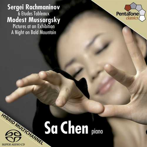Chen: Rachmaninov - 6 Etudes Tableaux, Mussorgsky - Pictures at an Exhibition, A Night on Bald Mountain (24/96 FLAC)