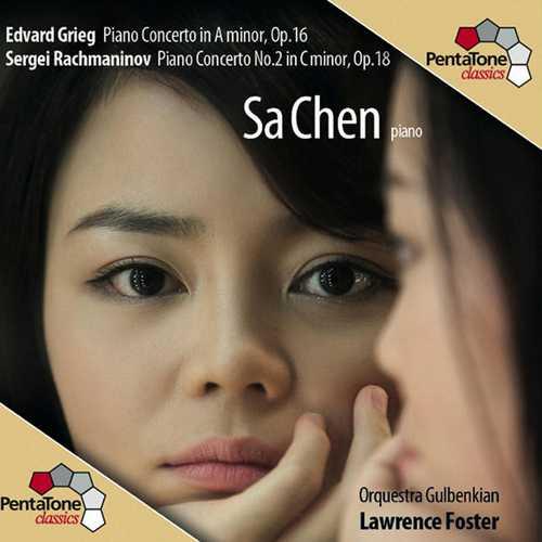 Chen: Grieg - Piano Concerto op.16; Rachmaninov - Piano Concerto no.2 op.18 (24/96 FLAC)