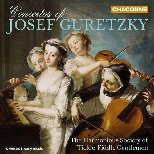 Concertos of Josef Guretzky (FLAC)